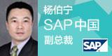 杨伯宁 SAP中国副总裁