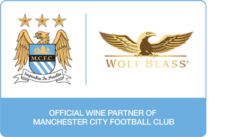 Wolf Blass Scores with Manchester City Football Club