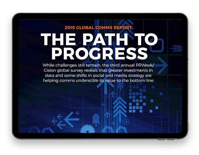 2019 Global Comms Report