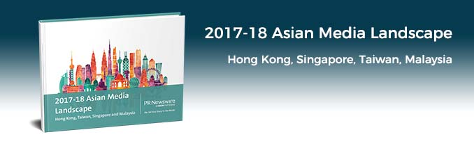 2017-18 Asian Media Landscape - Hong Kong, Taiwan, Singapore & Malaysia
