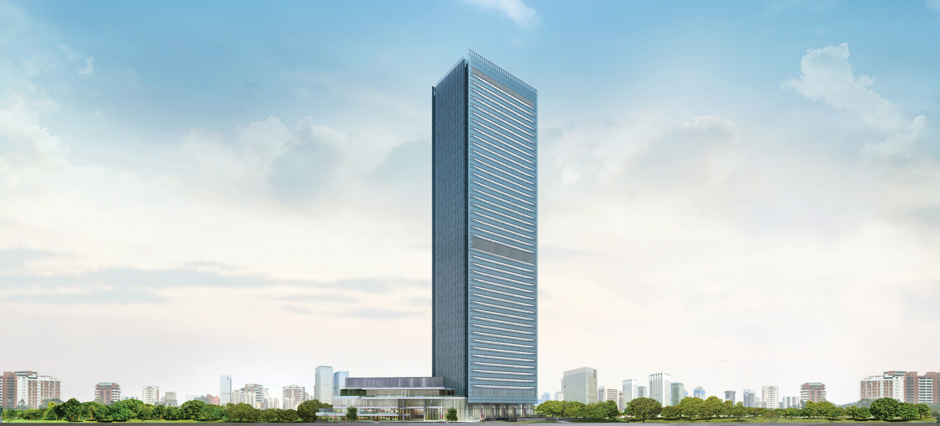 World Trade Centre 3 Tops Out in the Heart of Jakartas CBD --/PRNewswire/