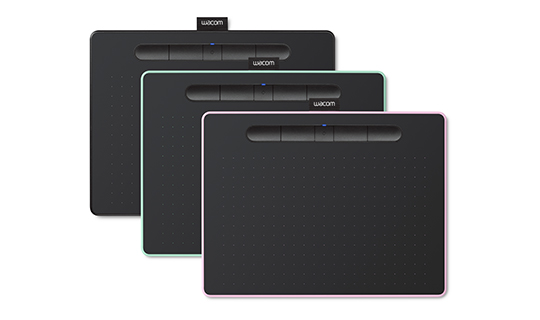 Wacom introduces new Intuos pen tablet to