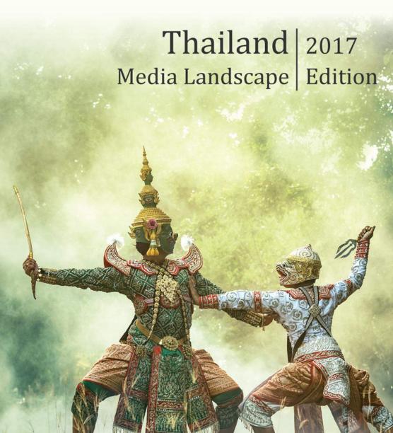 Thailand Media Landscape Whitepaper 2017